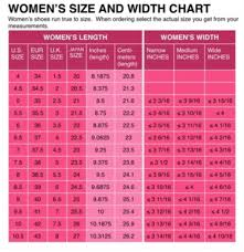 European To Us Clothing Size Chart Us Women Shoe Size To Eu Eu To Us Shoe Size Conversion