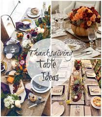 thanksgiving table ideas. Thanksgiving Table Ideas