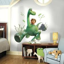 giant dinosaur wall decals the good dinosaur big wall decals spot room  decor stickers the good