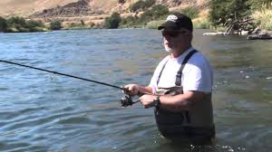 How To Fish The Lindy River Rocker