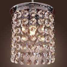 Moderne Mini Kristall Kronleuchter Beleuchtung Für