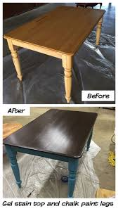 Artsy Coffee Tables Chalk Paint Coffee Table Before And After Chalk Paint Coffee