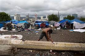 in paradise hawaii leads in per capita homelessness  equal voice  homeless in paradise photo essay