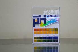 Nps 070 New Packing Universal Ph Paper Strips Ph 0 7 0