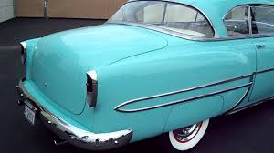 1954 Chevrolet Bel Air 2 Door Hardtop - YouTube