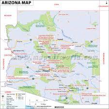 map of arizona my blog Travel Map Of Arizona Travel Map Of Arizona #40 travel map of arizona and utah