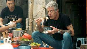 What I Learned From Anthony Bourdain ...