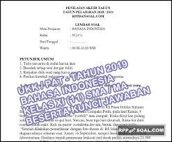 Yang sudah meng copy tolong chat di wa saya 083156475038. Kunci Jawaban Kelas Xi Bahasa Indonesia