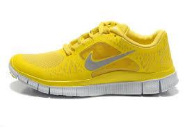 nike yellow shoes. mens nike free run 5.0 v3 yellow silver shoes online fashion