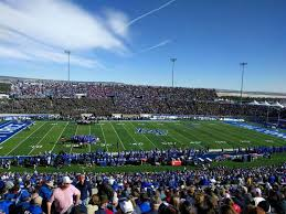 Falcon Stadium Section M9 Row T Seat 32 Air Force Falcons