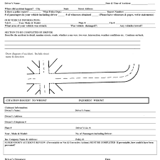 Incident Report Template Word Document Guest Services Coordinator