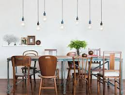 bring personality to your dining room by mixing and matching chairs