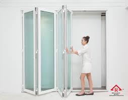 reliance home folding door basic series 138