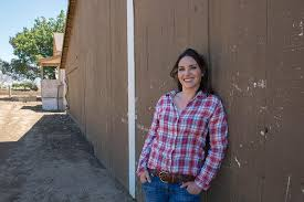 Meet Harvester and Grower, Kate Hitchcock   Earthbound Farm