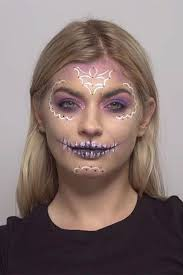 see how to get the day of the dead makeup beauty look for on glamour the very latest celebrity gossip fashion trends hair and beauty tips