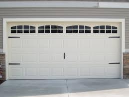image of top garage door window kits
