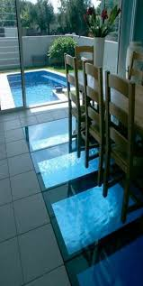 accessoriesgood illuminated pool barstool. Million Dollar Interiors- Australian Pool Company.Glass Floor Dining Room Over The Pool- ~LadyLuxuryDesigns Accessoriesgood Illuminated Barstool C