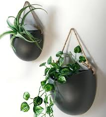 27 best wall hanging planters for