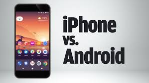 how to decide between android and iphone computerworld