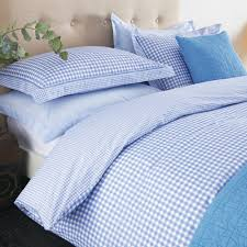 blue gingham duvet cover sweetgalas