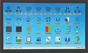 Digital Vision Chart Digital Vision Chart Aurochart 22 Aurolab Madurai Id
