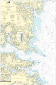 Nos 12235 Chesapeake Rappahannock River Entr Va