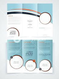 Free Brochure Templates Examples Free Templates Corporate Fold ...