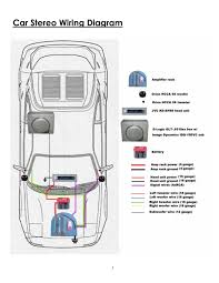 car speaker wiring diagram how to wire car speakers to amp diagram 2 Channel Amplifier Wiring Diagram car speaker wiring diagram how to wire car speakers to amp diagram unique wiring diagram
