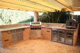 diy outdoor kitchens. brick cabinets diy outdoor kitchens