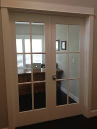 french doors for home office. Home Office French Doors - 6 Panel Tempered Glass For