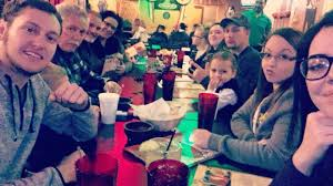 mexican restaurant people. Modren Mexican Image May Contain 8 People People Smiling Sitting Eating And Mexican Restaurant People