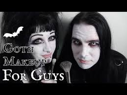 goth makeup tutorial for guys black friday