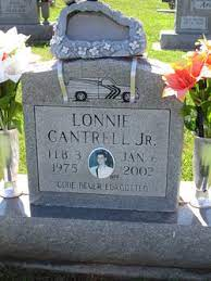 Lonnie Cantrell Jr. (1975-2002) - Find A Grave Memorial