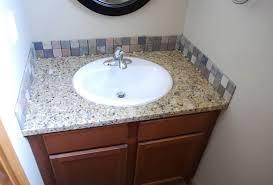 bathroom vanity backsplash height. bathroom vanity tile backsplash ideas home design height a