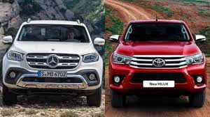 2018 toyota ute. interesting ute 2018 mercedes xclass vs 2017 toyota hilux and toyota ute a