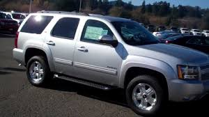Chevrolet Tahoe Suv Youtube