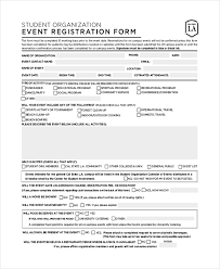 organization membership form template sample registration form 21 free documents in pdf