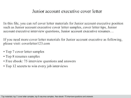 Assistant Account Executive Cover Letter Accounting Clerk Cover