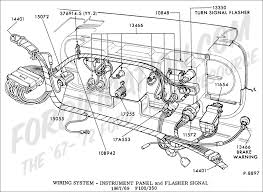 f dash wiring diagram f automotive wiring diagrams ford truck technical drawings and schematics section i