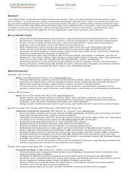 golf professional resume professional resume of karen farrell