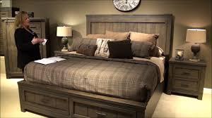 Thornwood Hills Storage Bedroom Set By Liberty Furniture Youtube