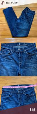 7 For All Mankind Slimmy Jeans 7 For All Mankind Slimmy