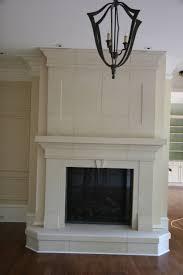 trim for brick fireplace ideas