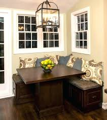 round table with bench seat dining room extraordinary corner kitchen table with bench and for kitchen corner bench seating with storage dining table bench