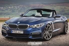 2018 bmw i. unique bmw 2018 bmw z4 g29 rendering mirrors the 5 series design 117884 1jpg 830x553 intended i