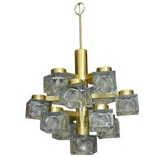 chandeliers chandelier mounting bracket uk italian large gaetano sciolari brass and cube glass chandelier for