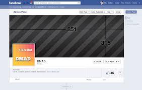 facebook header template facebook cover psd