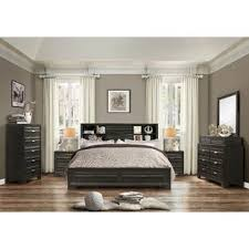 modern bedroom sets. Loiret Wood 6 Piece Bedroom Set Modern Sets