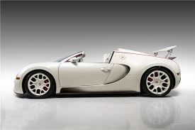 Our car experts choose every product we feature. 2011 Bugatti Veyron Grand Sport