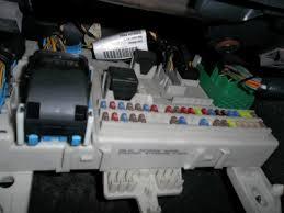 volvo fuse box replacement fuse boxes genuine volvo v50 s40 c30 cem unit central electric module 31254903 fuse box